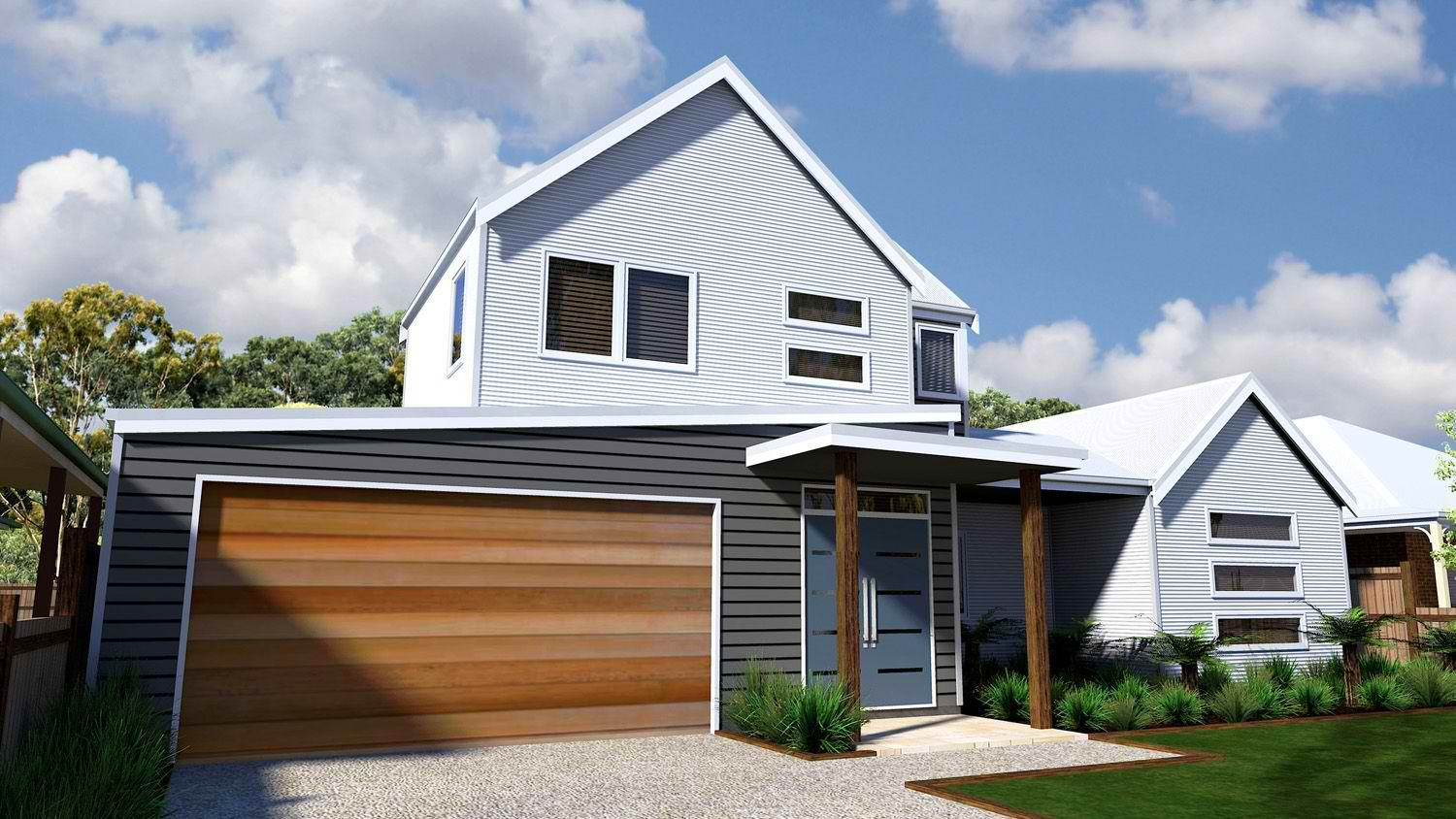 Colorbond roofing lake macquarie roofinglake macquarie for Colorbond home designs